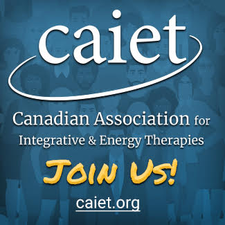 Canadian Association for Integrative & Energy Therapies - We are committed to promoting knowledge and understanding of Energy Psychology and related fields by organizing and hosting educational workshops and the annual Canadian Energy Psychology Conference. CAIET was founded in July 2008 by Sharon Cass-Toole, DCEP, RP.